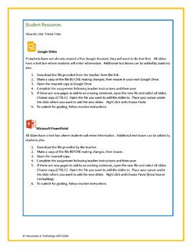 Engineering Careers Research - Digital Notebook