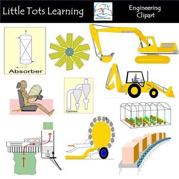 Engineering Clip Art