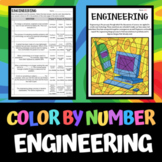 Engineering - Color By Number