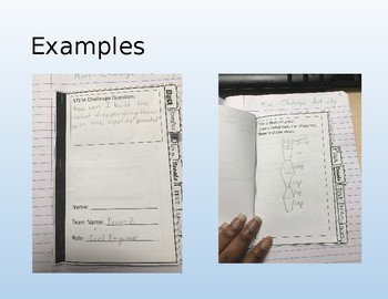 Engineering Design Process Booklet By Graceful Teaching Tpt