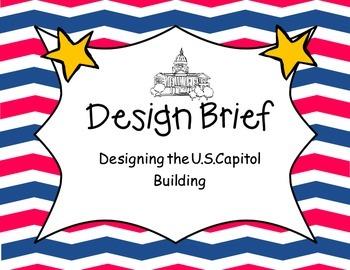 Engineering Design Brief Building the U.S. Capitol Building