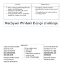 Engineering Design Challenge