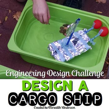 STEM Activity Boat Design Challenge