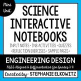 Engineering Design Interactive Notebook Unit