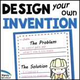 Invention Project to Design Your Own Invention