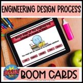 Engineering Design Process Boom Cards