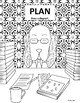 Engineering Design Process Coloring Sheets