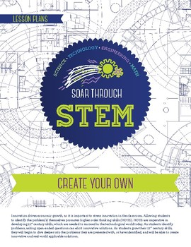 Engineering Design Process - Create Your Own - STEM Lesson Plan