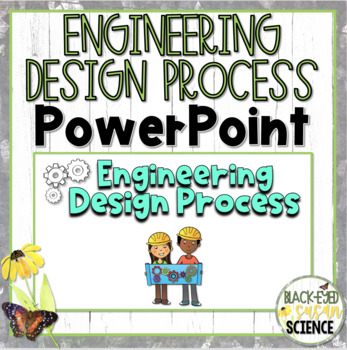 Engineering Design Process Doodle Notes PowerPoint
