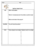 Engineering Design Process- Egg Drop