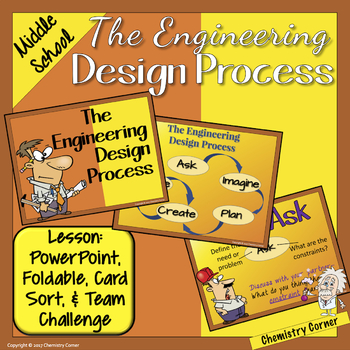 Engineering Design Process Lesson