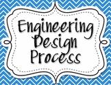 STEM - Engineering Design Process Posters