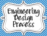 STEM - Engineering Design Process Posters