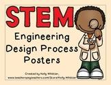 Engineering Design Process Posters (STEM)