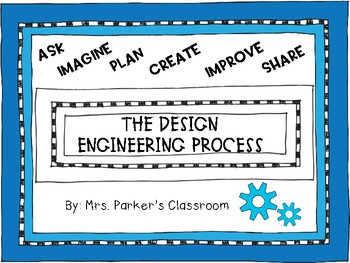 Engineering Design Process Posters and Bulletin Board