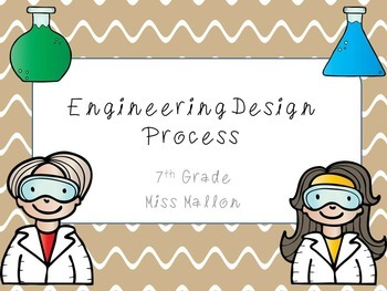 Engineering Design Process Power Point