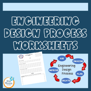 Engineering Design Process Recording Sheets