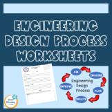 Engineering Design Process Recording Sheets