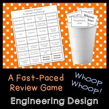 Engineering Design Process Review Game
