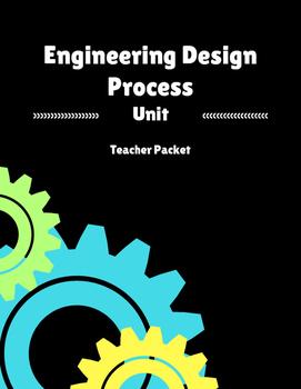 Engineering Design Process Unit Plan Using Catchbook - Teacher Packet