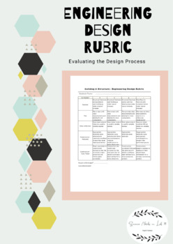 Engineering Design Rubric