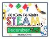 Engineering Engagement STEAM Kit - December Edition (Candy