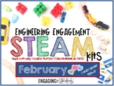 Engineering Engagement STEAM Kit - February Edition (Candy
