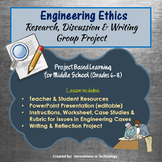 Engineering Ethics - Exploring Case Studies