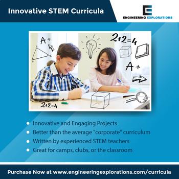 Engineering Explorations STEM Bundle Pack