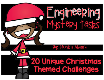 Engineering Mystery Tasks - Christmas Edition