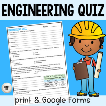 Engineering Quiz