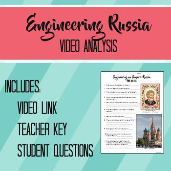 Engineering Russia Video Analysis