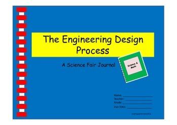 Engineering Project Packet For Kids Science Fair Prep By Smarty Pants Room