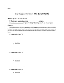 Engineering Skyscrapers: Video Worksheet