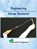 Engineering: Straw Rockets