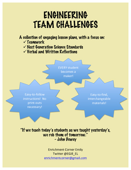 10 Engineering Team Challenges - 10 Pack Bundle!