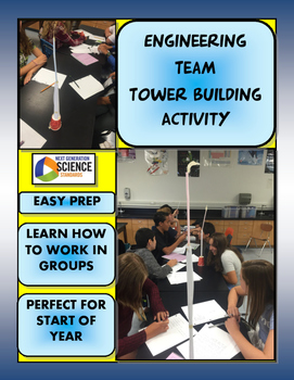 Engineering Team Tower Building