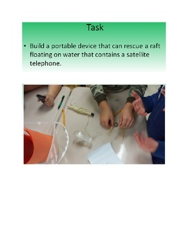 PBL: Engineering Technology Challenge PBL