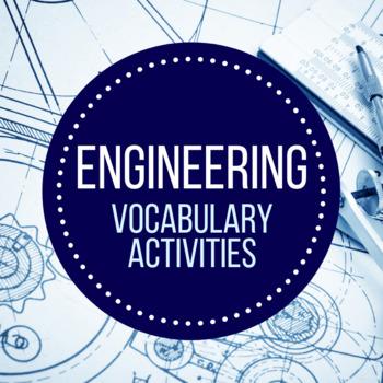 Engineering Vocabulary Activities