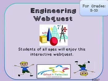 Engineering Webquest