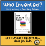 Engineering and Reading: Who Invented Paper?