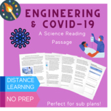 Engineering and Coronavirus: A Science Reading Passage