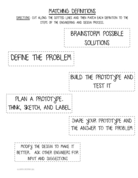 Engineering and Design Process Matching