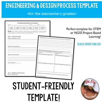 Engineering and Design Project Template