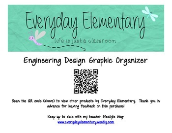 Engineering and Design Response Organizer - Flow Chart