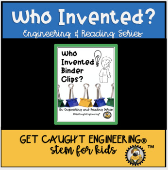 Engineering and Reading: Who Invented Binder Clips?