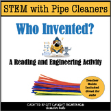 Engineering and Reading: Who Invented Pipe Cleaners?