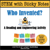 Engineering and Reading: Who Invented Sticky Notes?