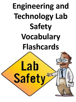 Engineering and Technology - Lab Safety Flashcards (Free)