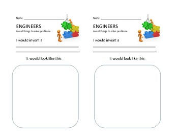 Engineering introduction half-sheet